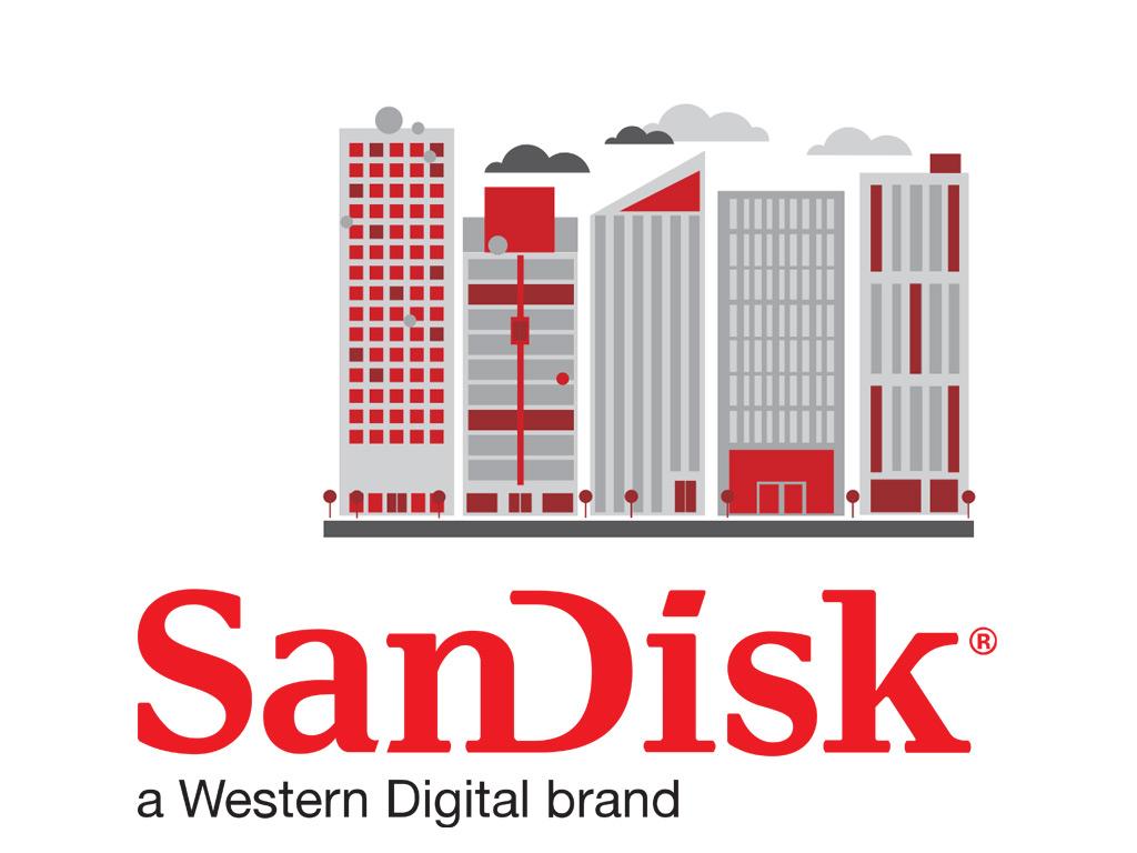 Wir sind offizieller SanDisk Distributor